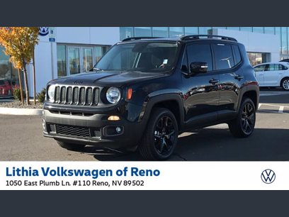 Photo Used 2016 Jeep Renegade 4WD Latitude for sale