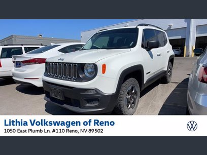 Photo Used 2016 Jeep Renegade Sport for sale