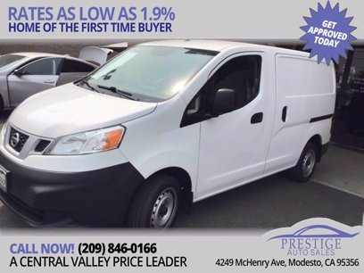 Photo Used 2017 Nissan NV200 S for sale