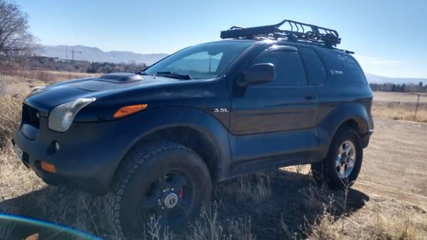 Photo Vehicross  VX 4X4 SUV - $6500 (Reno)