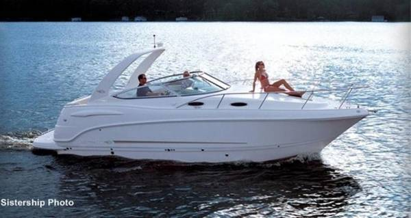 Photo Wanted - Chaparral Signature 290, 2006 or newer (Tahoe City)
