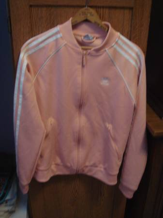 Photo Young Girls Peach Adidas Pant Suit Size 1018 - $25 (Stead)