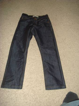Photo Young Girls Size 7 Levi 511 Jeans Age 6-7 yrs - $10 (Stead)