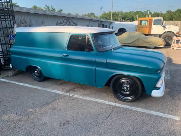 Photo 1966 Chevy Panel Truck - $13500 (Mechanicsville)