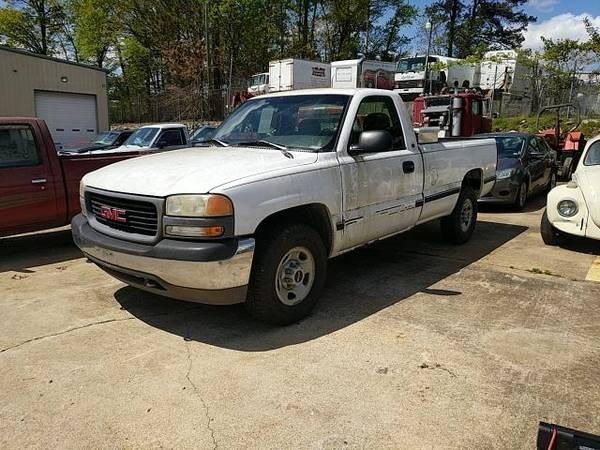 Photo 2000 GMC Sierra 2500 SL HD Reg. Cab 2WD - $1450 (Richmond Virginia)