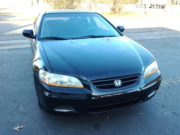 Photo 2002 Honda Accord Special Edition (REDUCED) - $3200 (McKenney VA)