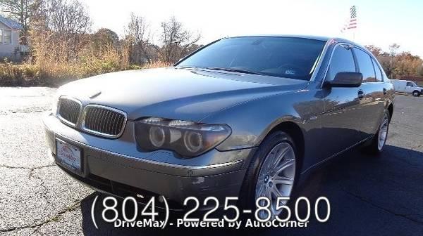 Photo 2004 BMW 7-Series 745Li Automatic 4D Luxury- DriveMax - $5995 (DriveMax-DRVmax.com)
