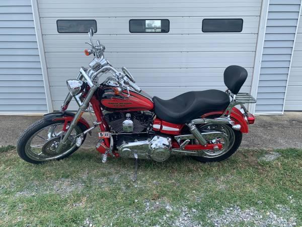 Photo 2007 Harley-Davidson FXDSE Screamin39 Eagle Dyna - $12,500 (Bumpass Va)