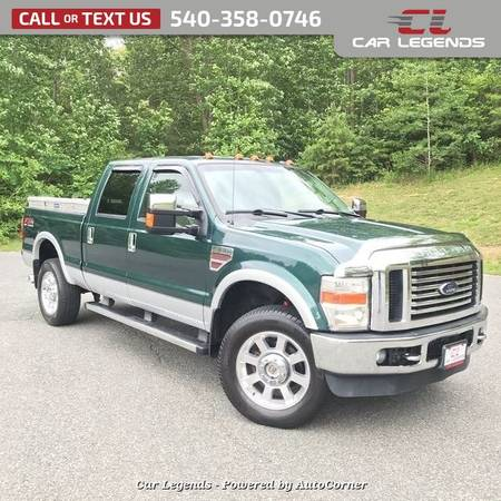 Photo 2010 Ford Super Duty F-250 SRW CREW CAB PICKUP 4-DR - $19,995 (_Ford_ _Super Duty F-250 SRW_ _Truck_)