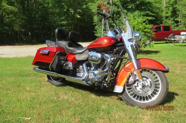 Photo 2013 Harley Davidson Roak King - $11,000 (Aylett)