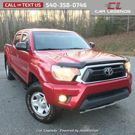 Photo 2015 Toyota Tacoma CREW CAB PICKUP 4-DR - $23,995 (_Toyota_ _Tacoma_ _Truck_)