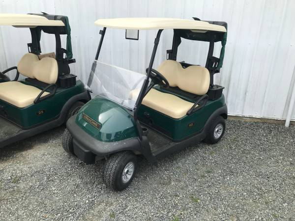 Photo 2016 Club Car Electric Golf Cars- Green - $2450 (Glen Allen)
