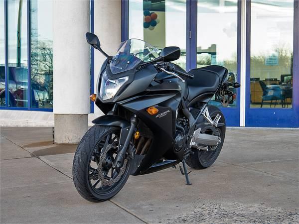 Photo 2016 Honda CBR 650F Sport Bike - $6,995 (Sterling)