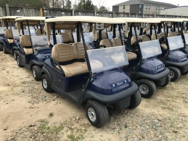 Photo 2017 Club Car Electric Golf Cars - $2795 (Glen Allen)