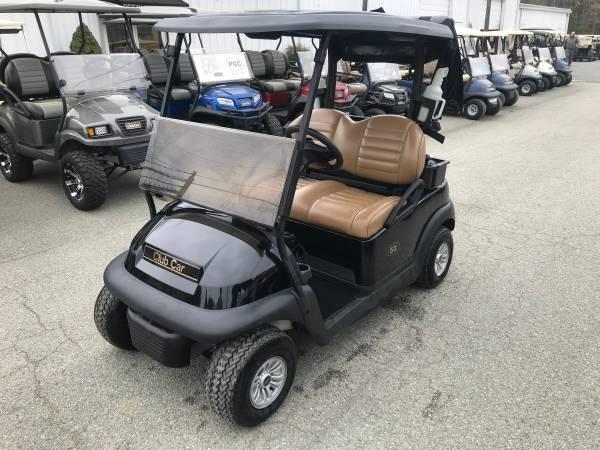 Photo 2017 Club Car Electric Golf Cars - $2850 (Glen Allen)