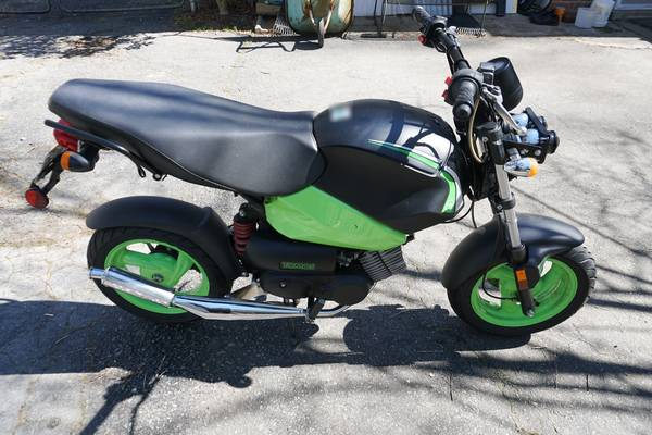 Photo 2017 Tomos Racing TT Moped - $1900