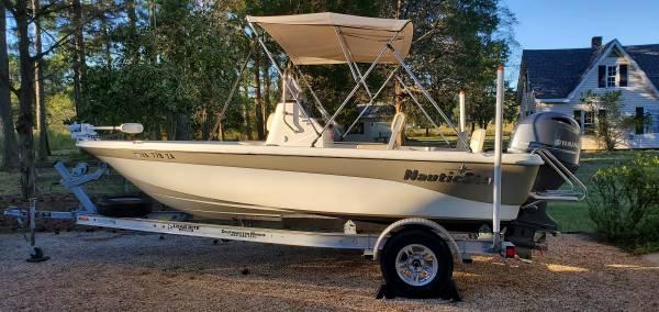 Photo 2018 NauticStar 1810 Bay Boat - $28,000 (Gwynn39s Island (Mathews Co), Va)