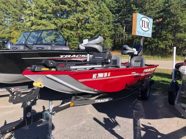 Photo 2019 Bass Tracker - $12,495 (Lake GastonBuggs Island LakeKerr Lake)