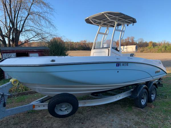 Photo 2019 Yamaha FSH 210 Sport Center Console Jet Boat - $39,500 (Lancaster)