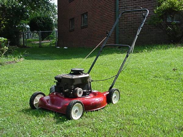 Photo 20 INCH CUT MURRAY LAWN MOWER REPAIRS ALSO DONE 50 YRS EXP - $55 (COLONIAL HEIGHTS VA)