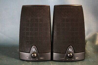 Photo Acoustic Research, AW-871 Wireless Stereo Speakers Complete Set (UNTES - $20 (Richmond - Southside)