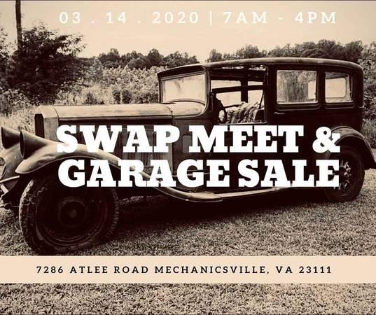 Photo Auto parts, antiques, electronics, tires, everything - $12345 (Mechanicsville)
