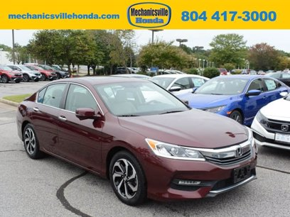 Photo Certified 2017 Honda Accord EX-L Sedan for sale