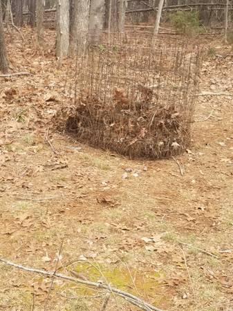 Photo Free metal fencing (Powhatan)