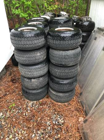 Photo GOLF CART PARTS AND TIRES CHEAP  - $1 (CHESTERIELD)