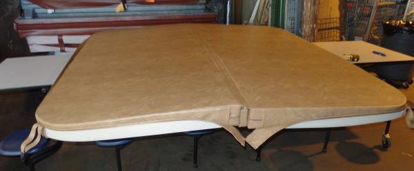 Photo Hot Tub Spa Covers New Unused Old Stock - $100 (Richmond)