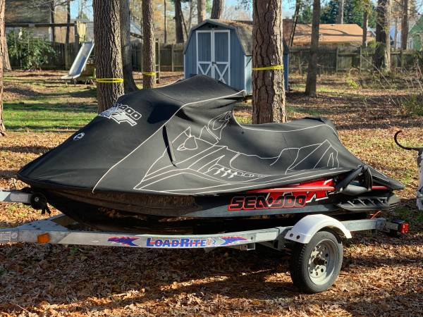Photo JET SKI - 2007 RXT 215 supercharged - $7,000 (Chesterfield)