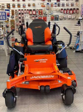 Photo Jacobsen ZT-400 48quot Mower - $4,999 (LaCrosse)