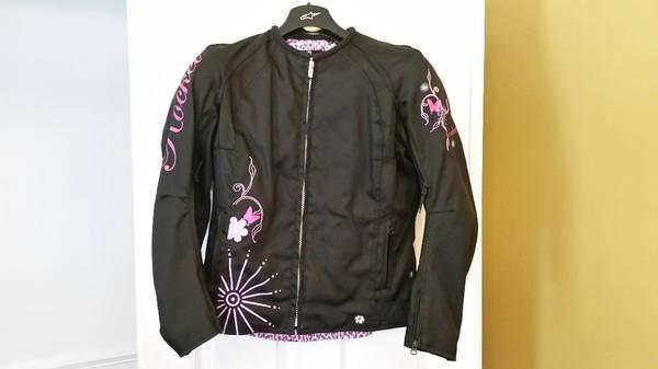 Photo Joe Rocket Women39s Medium Motorcycle Jacket - $150 (Chesterfield)