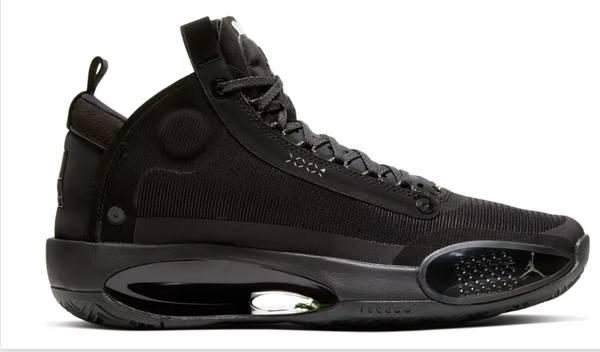 Photo Jordan Air Jordan XXXIV Basketball Shoes - $100 (Richmond)