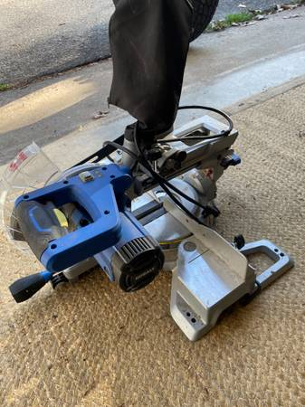 Photo KOBALT TABLE SAW - Used for one home project, EC - $90 (Midlothian)