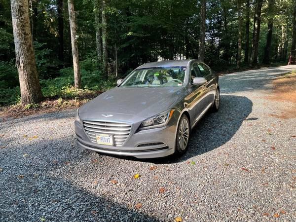 Photo Loaded Hyundai 2016 Luxury Genesis wTransferable Warranty - $26,400 (Bumpass VA (Lake Anna))