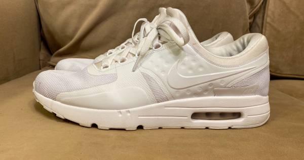 Photo Nike Air Max Zero Size 12.5 - $40