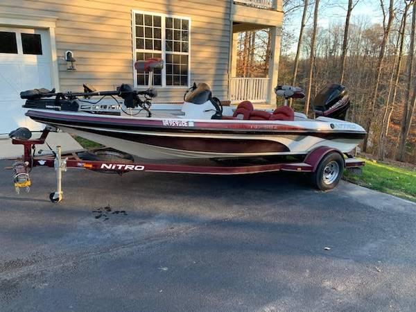 Photo Nitro Bass Boat - $16,500 (Fredericksbrg)