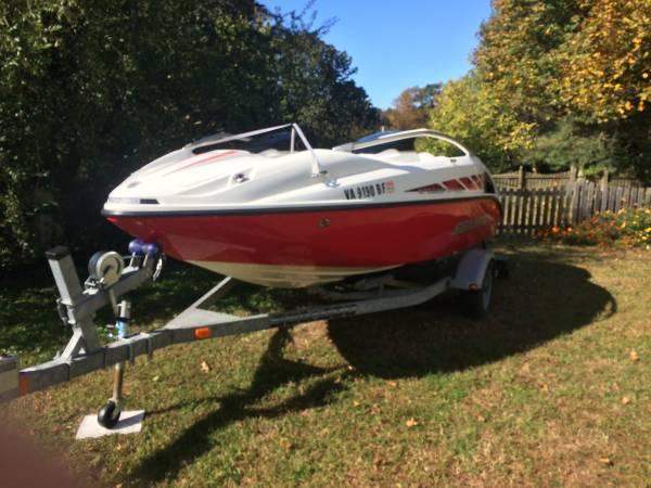 Photo Seadoo Speedster 200 7-passenger Jet Boat - $20,000 (Northern Neck VA)