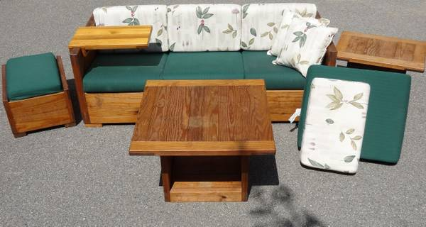 Photo THIS END UP Living Room Sofa Set with EXTRAS - $1,095 (Midlothian)
