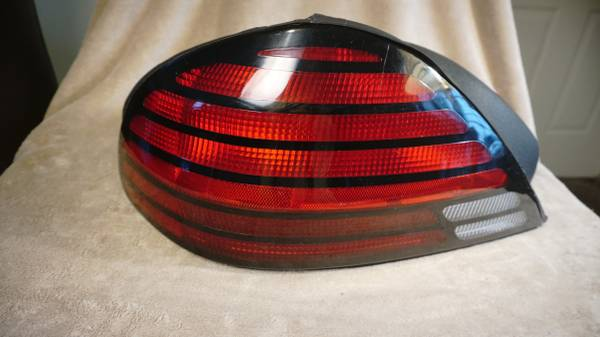 Photo Tail Lights for 99-05 Pontiac Grand Am (Tri-Cities)
