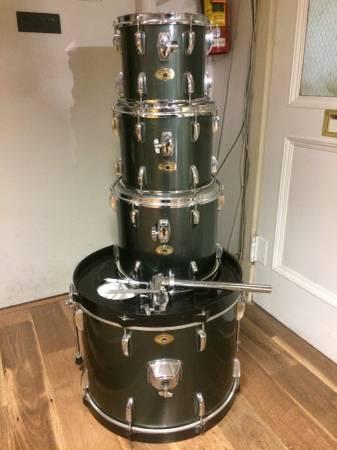 Photo Tama Swingstar 4-Piece Shell Pack Drum Kit - $325 (Richmond)