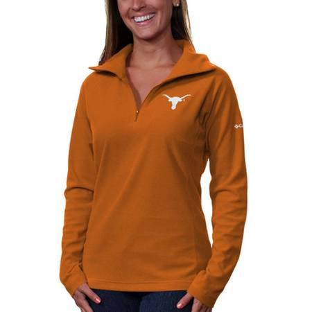 Photo Texas Longhorns Columbia Women39s Fleece Jacket - $30 (Glen Allen)
