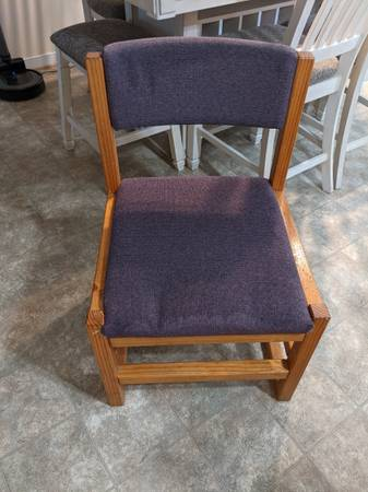 Photo This End Up Chair - $43 (Chesterfield, VA)