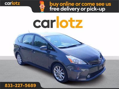 Photo Used 2012 Toyota Prius V Five for sale