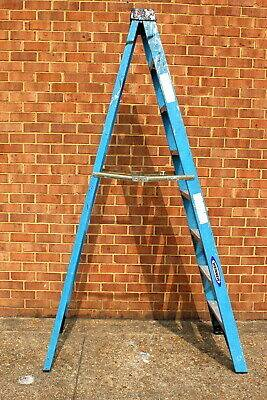 Photo Werner FS108 8 ft Fiberglass Step Ladder w 250 lb Load Capacity Type - $65 (Richmond - Southside)