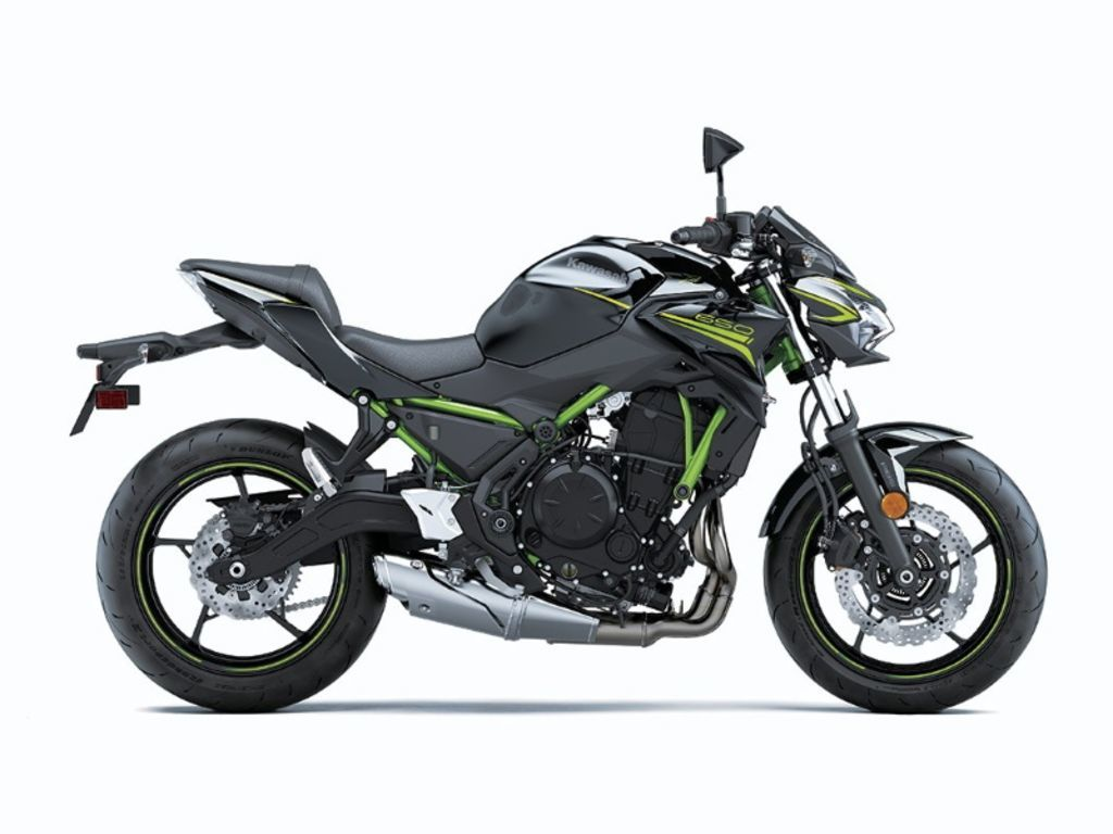 Photo 2020 Kawasaki Z650 ABS Metallic Spark Black $7749
