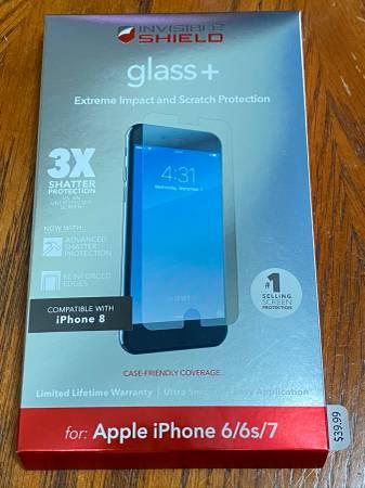 Photo iPhone - Screen Protector - ZAGG (Glen Allen 23060)