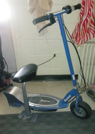 Photo razor scooter