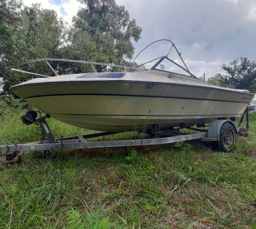 Photo renken boat for sale no trailer - $149 (Chester)